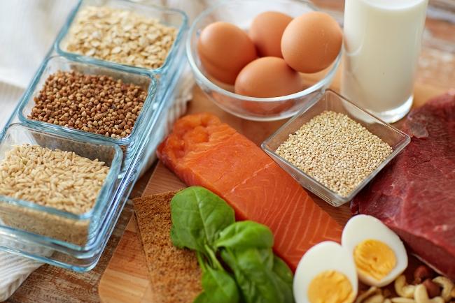 сколько грамм белка нужно в день