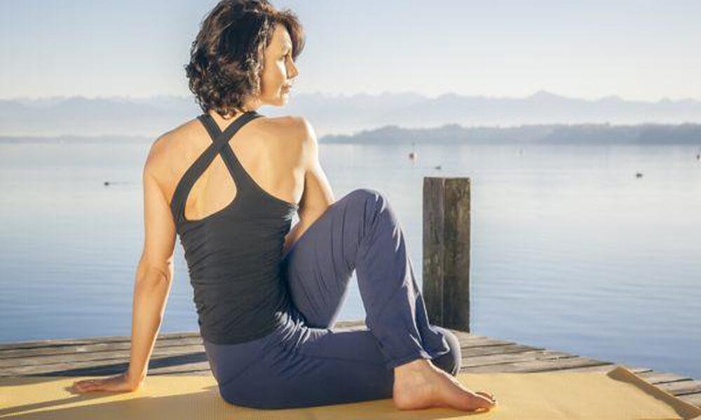 Йога для женщин для малого таза